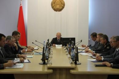 Фото: Комитет государственного контроля Республики Беларусь
