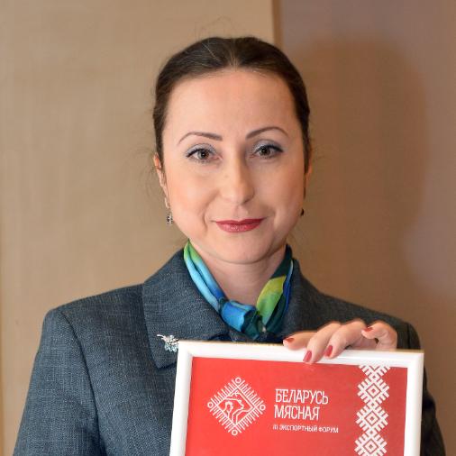 Екатерина ЛУЧКИНА, исполнительный директор Национального союза мясопереработчиков России