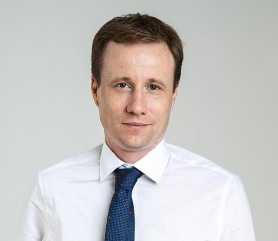 Президент компании «Второй Паспорт» Юрий Моша