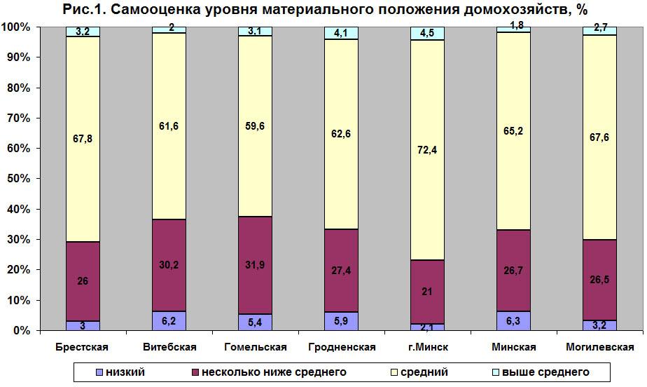 Домашняя неудовлетворенность: как белорусы повышают уровень своих доходов