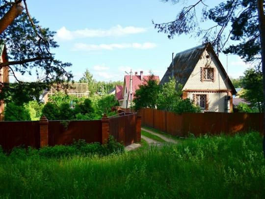 Как разделить садовый участок в садовом товариществе