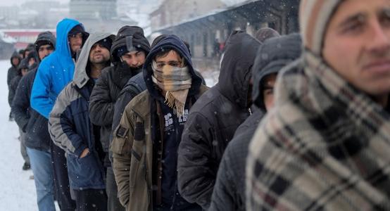 Сколько беженцев примет Беларусь в 2019 году