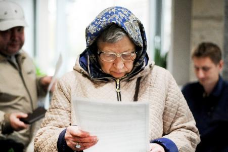 На сколько выросли пенсии в Беларуси